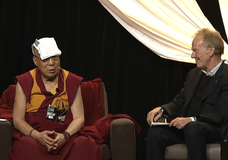 video_ Dalai Lama Center for Peace and Education